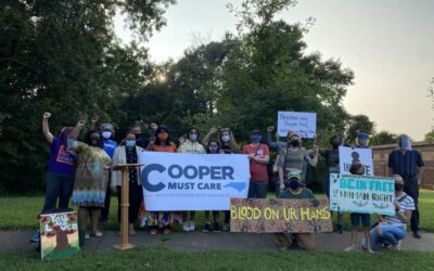Community members demand Cooper release incarcerated people at risk of COVID-19